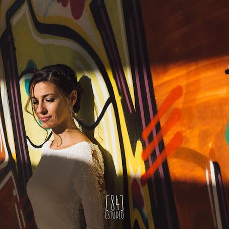 Wedding photographer David Miguel (estudio84). Photo of 05.01.2018