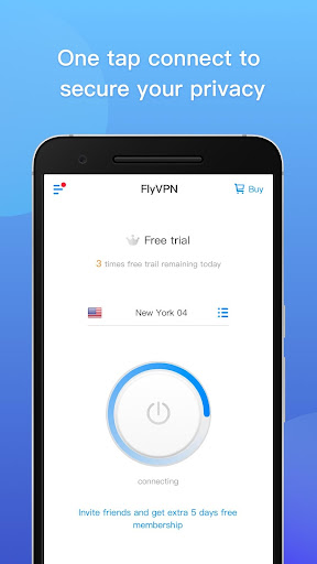 PC u7528 FlyVPN - Free VPN, Internet Privacy Security Proxy 2