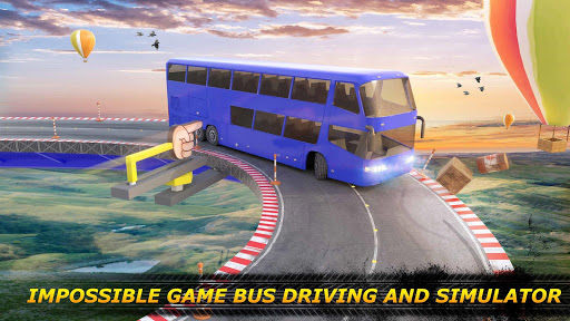 99.9% Impossible Game: Bus Driving and Simulator screenshots 4