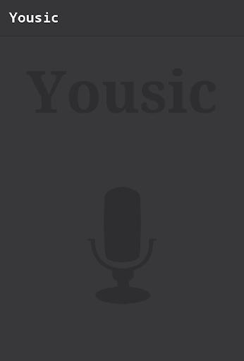 Yousic