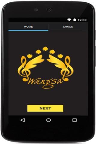 Wangsa: Popular Lyrics