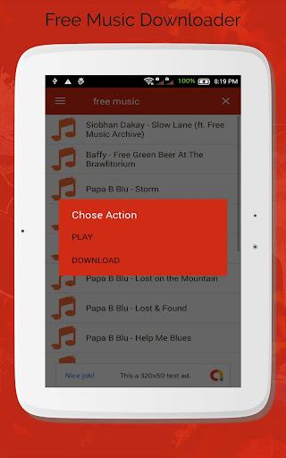 Free Music Downloader - Mp3 Download  screenshots 5