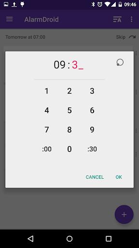 AlarmDroid screenshot 5