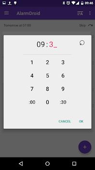 AlarmDroid (alarm clock)