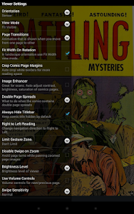 ComiCat (Comic Reader/Viewer) screenshot 4
