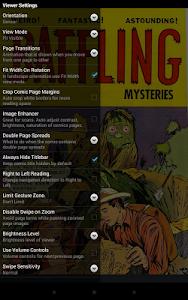 ComiCat (Comic Reader/Viewer) screenshot 4
