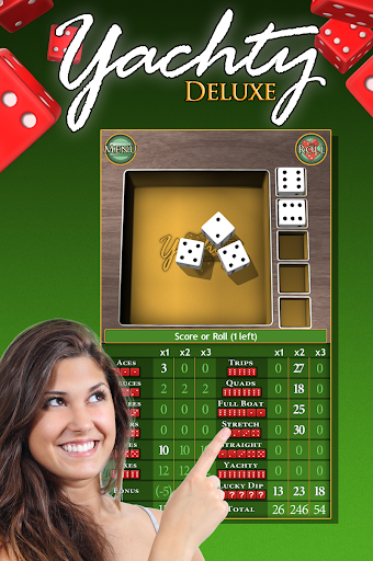 Yachty Free - Classic Family Fun Dice Game Screenshot