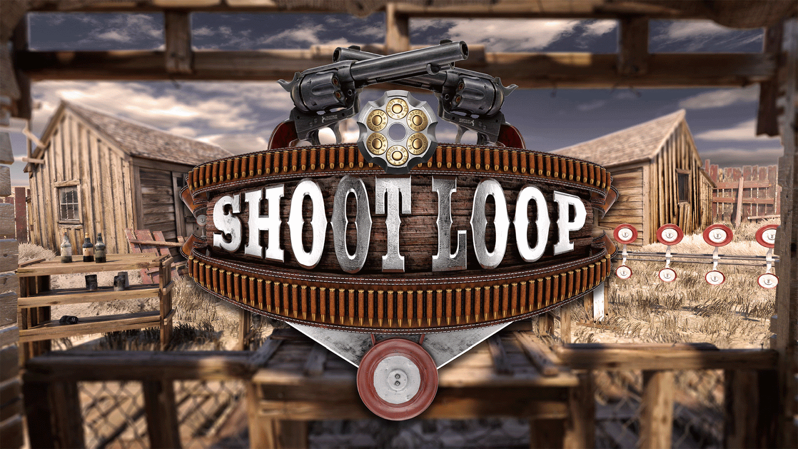 Shoot Loop VR - Cardboard- screenshot