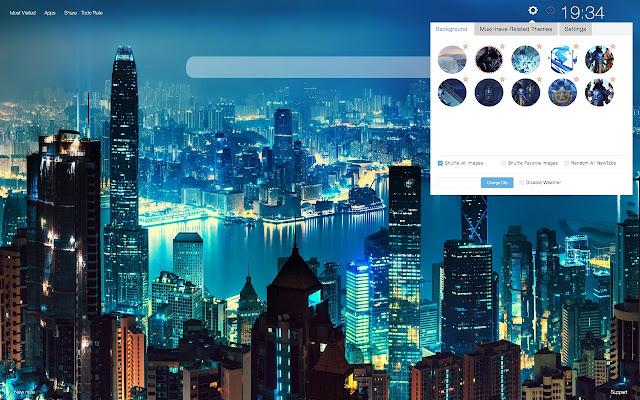 Hong Kong - HD Wallpaper and Themes 2019