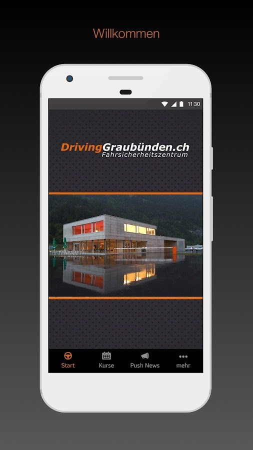 Driving Graubünden Cazis – Screenshot