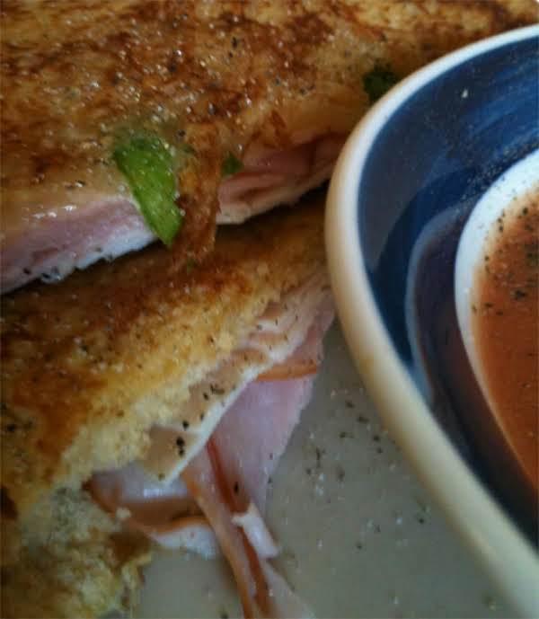 Monte Cristo Club Sandwich W/jalapeno Slivers Recipe