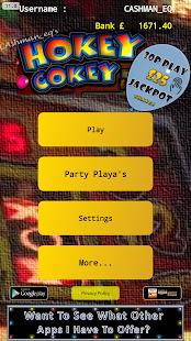 Hokey Cokey Arena UK Slot Machine (Community) - náhled