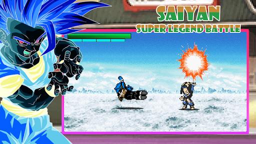 Saiyan Super Legend Battle 3.0.1 Screenshots 6