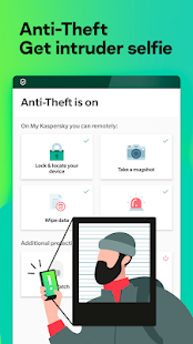 Kaspersky Free Antivirus 2020 — Internet Security Screenshot