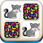 Animals Matching Game For Kids Icon