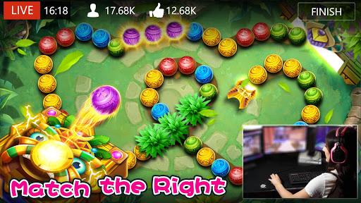 Marble Dash-Jungle Marble Game 1.1.431 screenshots 14