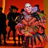 Verdi's tragedy in jest