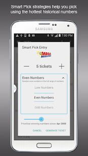 Willit Lottery App- screenshot thumbnail