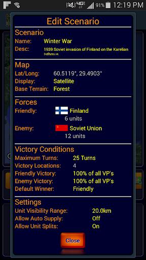 Wargame Constructor  screenshots EasyGameCheats.pro 3