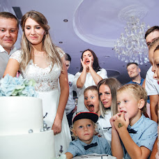 Wedding photographer Dmitriy Makarchenko (weddmak). Photo of 24.08.2018