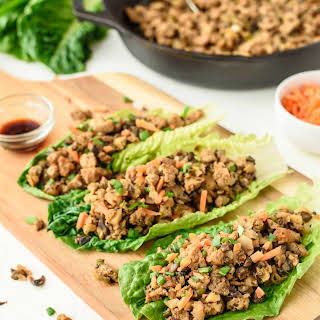 Vegetarian Lettuce Wraps Recipes.