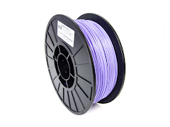 Lilac Pastel PRO Series PLA Filament - 3.00mm (1kg)