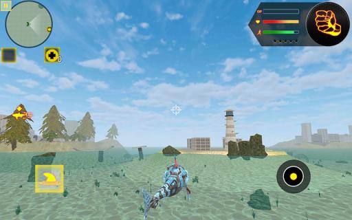 Robot Shark 2 1.3 screenshots 4