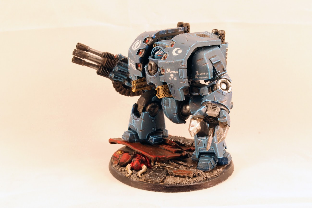 Leviathan Dreadnought, left side