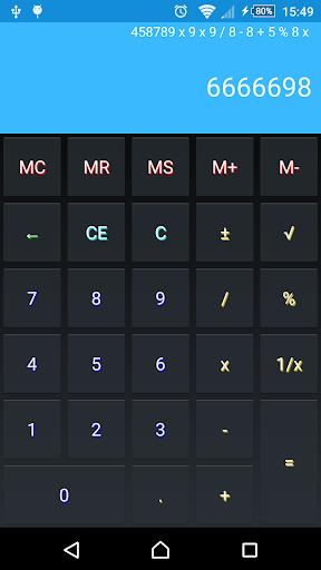 Calculadora para Estudiantes