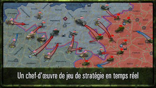 Strategy & Tactics: WW II  screenshots 1