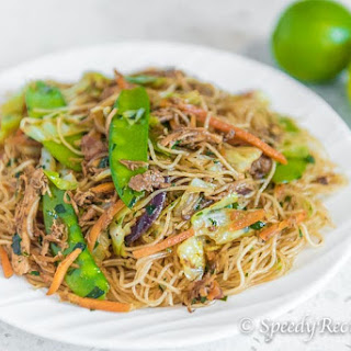 How to Cook Filipino Pancit Bihon