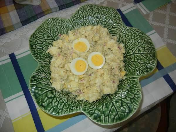 Connie's Southern Potato Salad Recipe