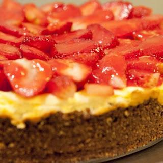 Eva's Sugar Free Baked Cheesecake
