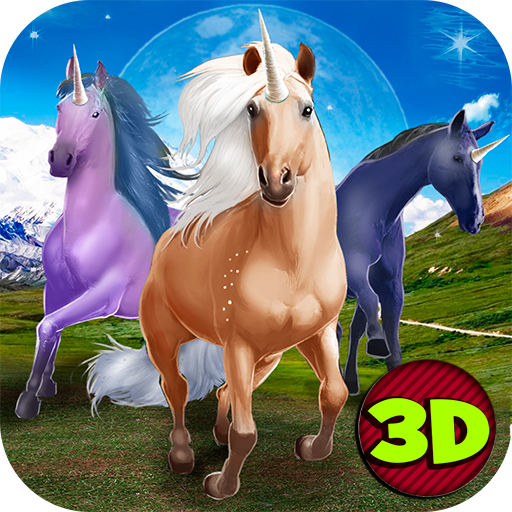 Unicorn Survival Simulator 3D (game)