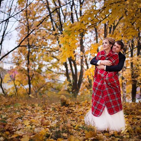 Свадебный фотограф Анна Кузьма (Kuzmanna). Фотография от 15.12.2017