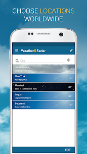 Weather & Radar – Free 4