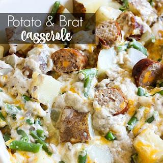 Bratwurst Potato Casserole Recipes.