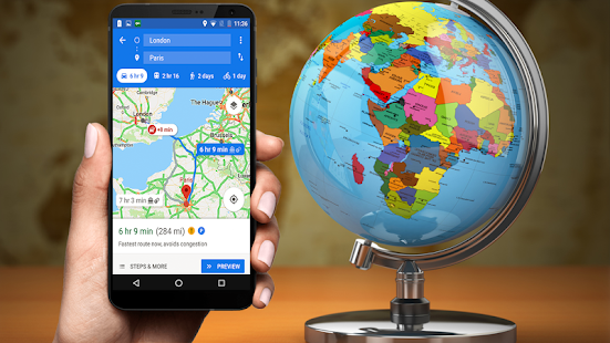 Maps gps navigation route directions location live android apps maps gps navigation route directions location live screenshot thumbnail gumiabroncs Image collections