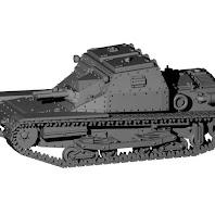 1/35 Carro Armato CV33