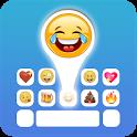 Cute emoji keyboard 8 icon