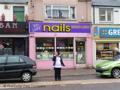 Nails Beauty Salon