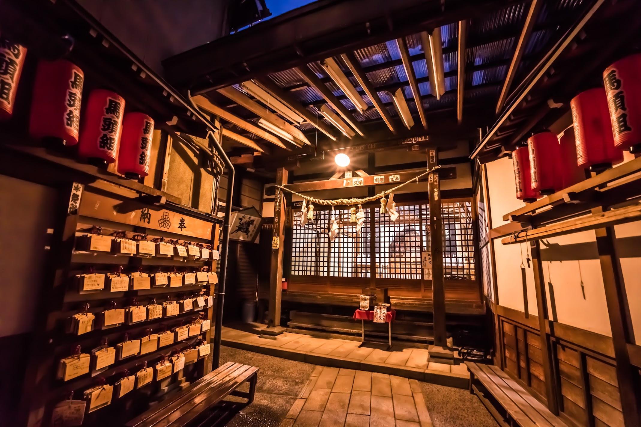 飛騨高山 山桜神社3