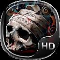 Fonds d'écran Death Skeleton icon