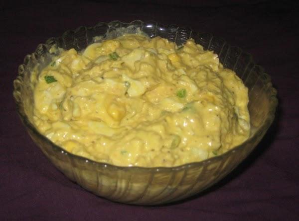 Grandma Dee's Tuna Egg Salad Recipe