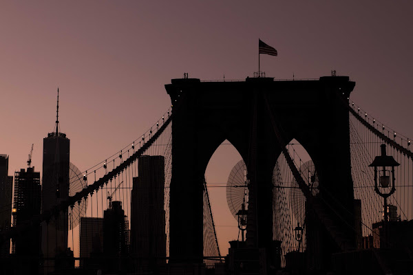 the brooklyn bridge di antonioromei