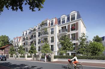Appartement 3 pièces 72,62 m2