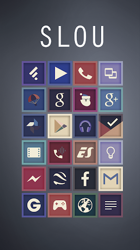 Slou - Icon Pack