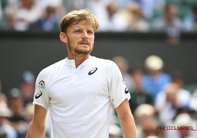 David Goffin kan niet stunten tegen Roger Federer en moet koffers pakken in Shanghai