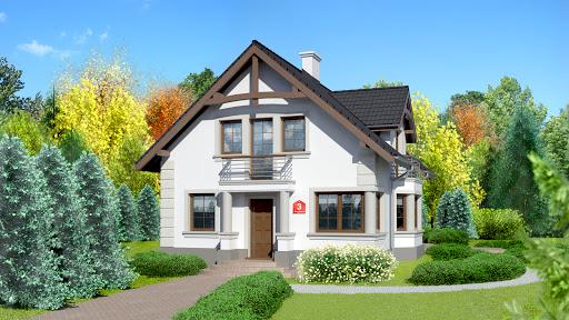 projekt Dom przy Przyjaznej 3