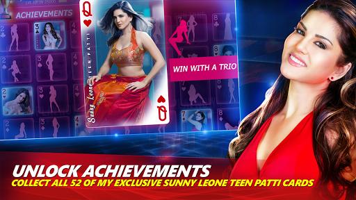 Teen Patti with Sunny Leone screenshot 3